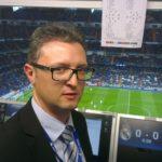 Interpretación simultánea Estadio Santiago Bernabéu (Real Madrid) - 2014.