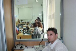 Intérprete -Traductor búlgaro Vesselin Dimitrov